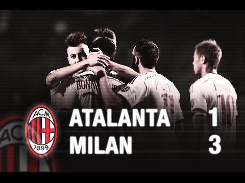 Atalanta-Milan 1-3 Highlights | AC Milan Official