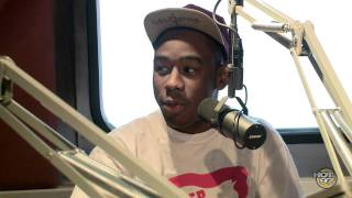 Tyler the Creator Knows White People on the The Cipha Sounds and Peter Rosenberg Morning Show