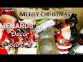 Menards Christmas Decor part 2
