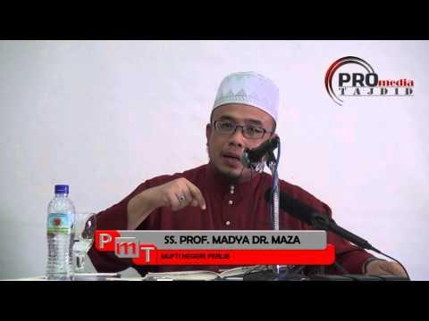30-10-2015 SS. PROF. MADYA DR. MAZA: Sahabat Nabi Amru Bin Al-A's