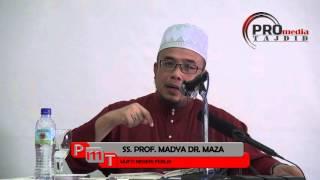 30-10-2015 SS. PROF. MADYA DR. MAZA: Sahabat Nabi Amru Bin Al-A