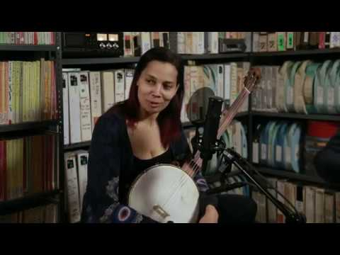 Rhiannon Giddens with Francesco Turrisi at Paste Studio NYC live from The Manhattan Center
