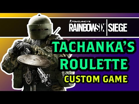 Rainbow six siege roulette