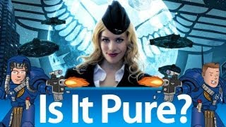 Is It Pure? - Iron Sky Invasion Review