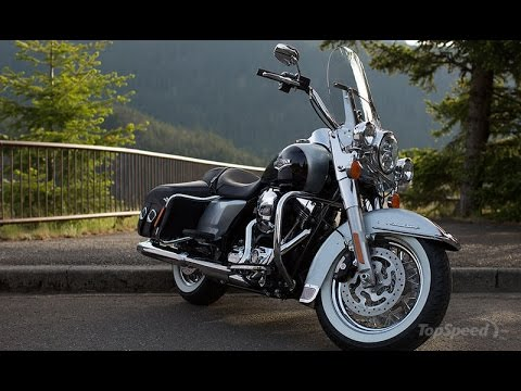 2015 harley davidson road king classic youtube. Black Bedroom Furniture Sets. Home Design Ideas