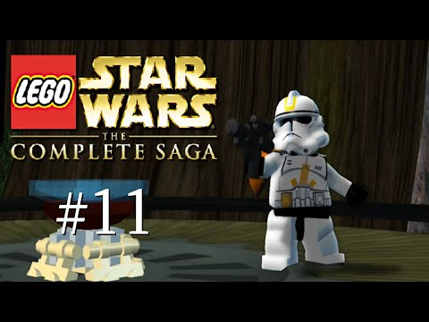 Lego Star Wars: The Complete Saga (modded) #11 - Order 66 |