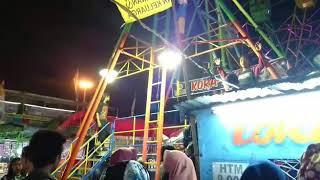 Pasar Malam Sekaten Yogyakarta 2018