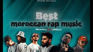 Best Moroccan Rap/Trap Music 2018 Mixed By D-TAZ