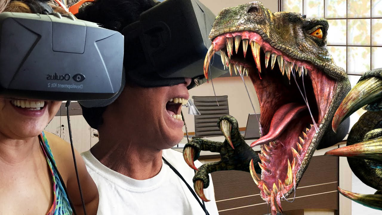my parents play don t let go on the oculus rift oculus rift