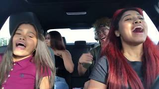 Driving W/ Bri Chief FT Alyssa, Nad & Berlin