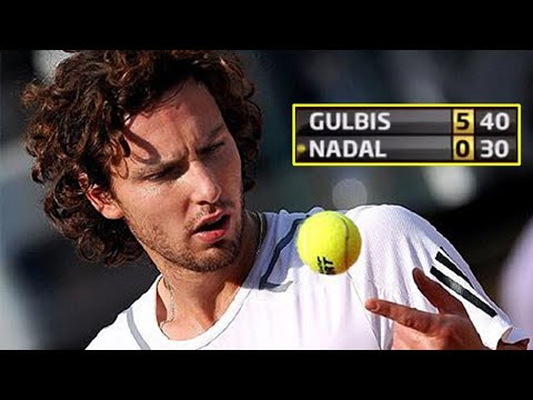 Tennis' Greatest Wasted Talent #2 - The Man Who Almost BAGELED Nadal On Clay