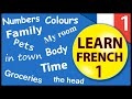 Learn French for beginners Lesson 1