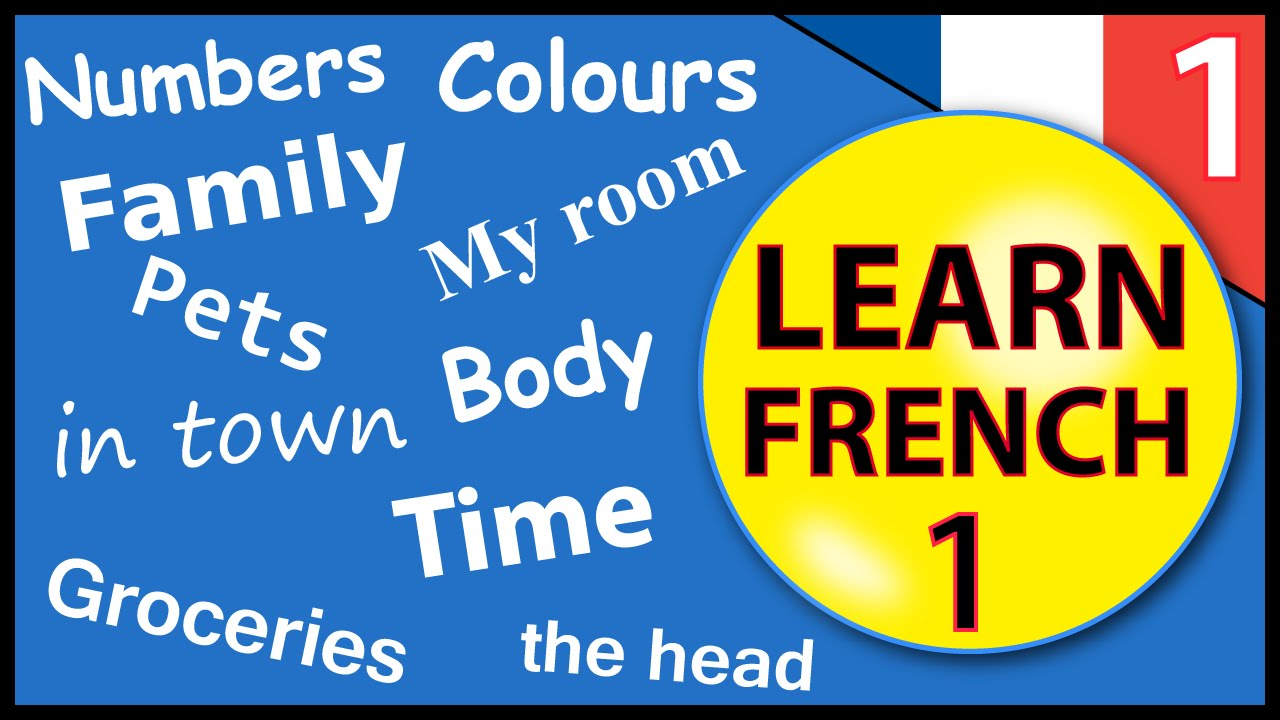 learn french for beginners lesson 1 youtube. Black Bedroom Furniture Sets. Home Design Ideas