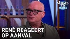 René reageert op aanval: 'Ze sloegen als idioten met hamers' | VERONICA INSIDE