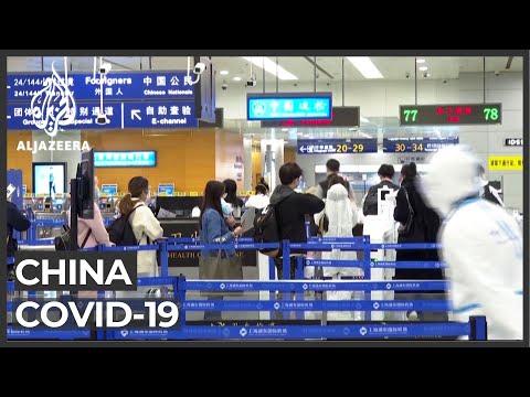 Al Jazeera English: China closes borders to foreigners