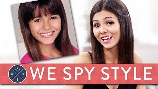 We Spy Style | Victoria Justice Gives #DearMe Advice To Her Younger Self