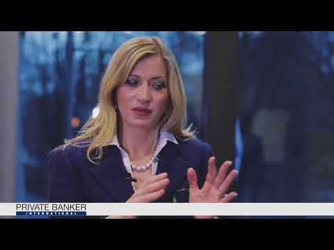 Private Banking Conference  Switzerland 2017   Olga Feldmeier Interview - Cryptocurrency