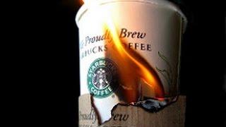 I'm suing Starbucks baby