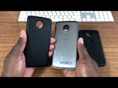 What's on my Moto Z2 Force? - 동영상