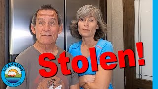 Fulltime Rv Living: Theft in the campground | Taken from our campsite