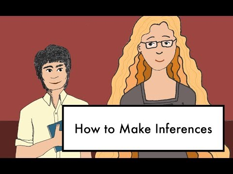 Learn how to make Inferences