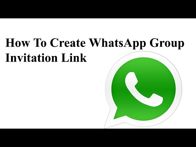 How to create WhatsApp group invite link: full guide ▷ Legit ng