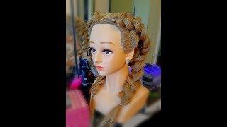 Как заплести французские косы