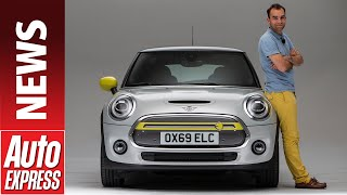 New 2020 MINI Electric revealed – an in-depth tour of the first EV MINI