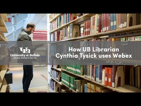Webex meetings: before, during and after - UBIT - University