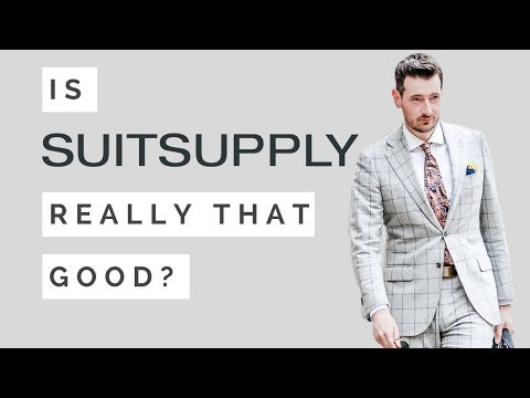 Suit Supply Review UK. Is Suit Supply The Best? Suitsupply Uk Sale. Where Are Suitsupply Suits Made?
