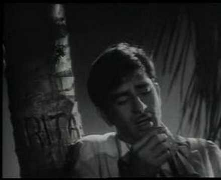 Hum Tujhise Mohabbat Korke Sanam (Raj Kapoor)