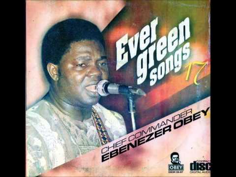 Ebenezer Obey- Oro Mi Ti Dayo