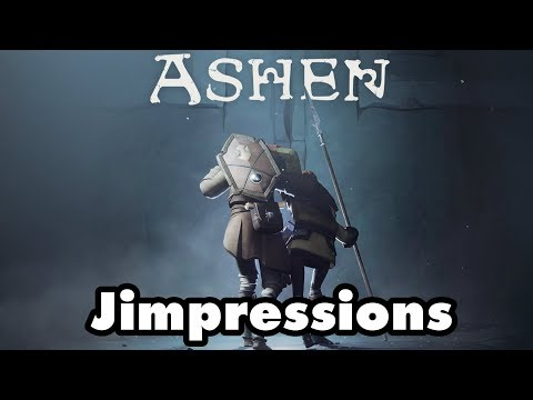 Ashen launching on PS4 and Switch December 2019
