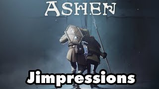 Ashen - The Dark Souls Of Dark Souls (Jimpressions) (Video Game Video Review)