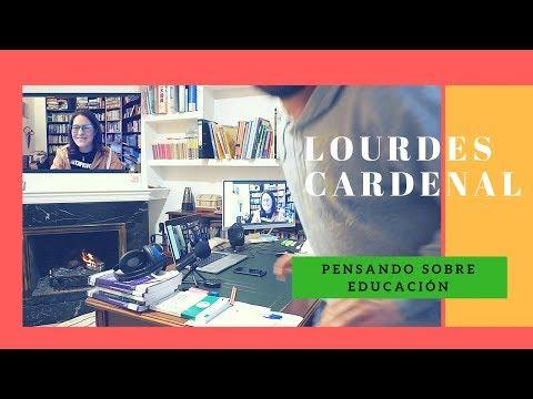 Lourdes Cardenal - Gamificación (Pensando sobre Educación)
