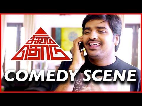 Sigaram Thodu - Sathish Comedy | Vikram Prabhu | Monal Gajjar | D.Imman