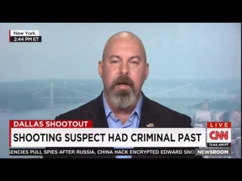 CNN Anchor Fredricka Whitfield Calls Dallas Gunman Courageous and Brave
