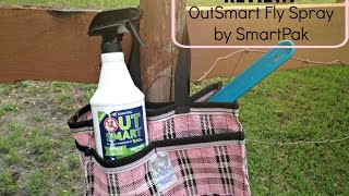 Review || OutSmart Flyspray by SmartPak