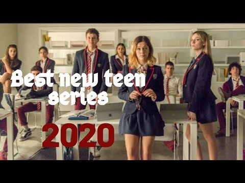Top 10 Teenage Tv Series(2020):best New Teenage Tv Shows