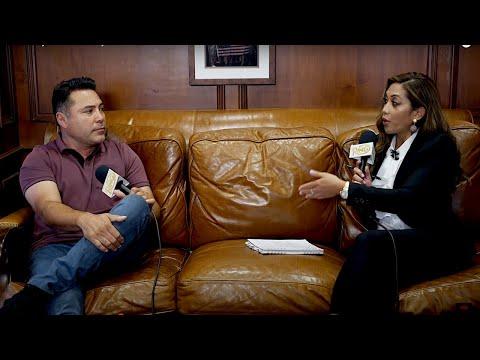 EXCLUSIVE: Oscar De La Hoya Goes In On The Ryan Garcia Drama, Fighters Getting Bad Advice