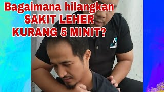 SAKIT LEHER HILANG TAK SAMPAI 5 MINIT! - 011-50404441/019-2298663 (Shah Alam)