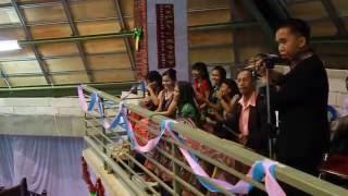 """Nyanyian Pujian """" Halalas Ni Roha Godang"""" pada Keb Malam Natal HKBP Serpong"""