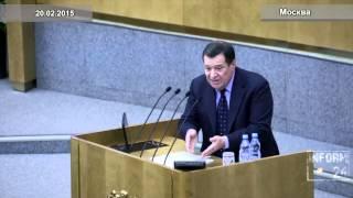 Андрей Макаров  Правительству: А поработать не пробовали?