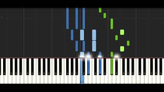 Download Lagu Alan Walker - All Falls Down (feat. Noah Cyrus with Digital Farm Animals) - PIANO TUTORIAL Mp3