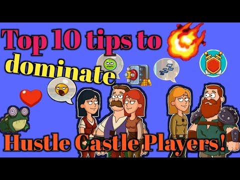 The top 10 tips of the week to dominate Hustle Castle! | Book 3 Chapter 17 | NDG |
