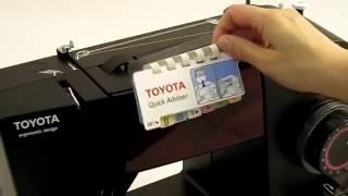 Швейная машина Toyota Super Jeans 26 купить(Приобрести эту машинку можно здесь: http://shveimashinki.ru/ Доставка во все регионы России, 3 года гарантии., 2013-10-28T21:49:40.000Z)