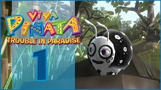 Viva Pinata: Trouble In Paradise! || A Busy Beginning! - Episode #1