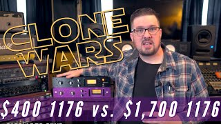 CLONE WARS: $400 1176 vs. $1700 1176?! | Capsule To Cone