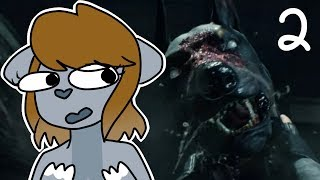 🔴Zombie Dogs are MEANIES | RE2 Part 2