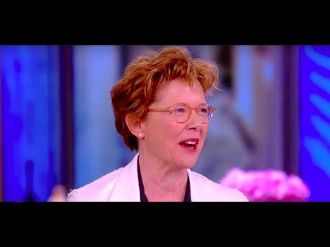 Annette Bening On MeToo and Hollywood, Joining Marvel Universe  The View